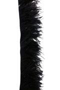 Ostrich Fringe 7-10cm