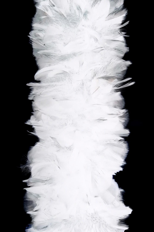 Putenboa 1-fach kurz, weiß, 2,5m