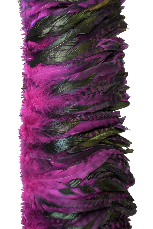 Hahnenschlappen Chinchilla 10-15cm pink
