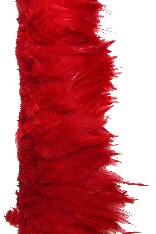 Hahnenkreuz 7-15cm rot