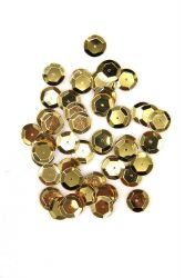Pailletten 12mm gold 40g PACK