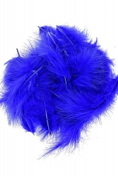 Marabou Full Down loose blue, 10g PACK