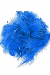 Marabou Full Down loose turquoise, 10g PACK
