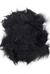 Marabou Full Down loose black, 10g PACK