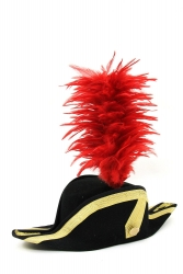 Coque Saddle Hackle 20+5cm red