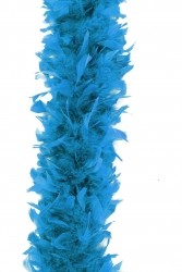 Feather Boa 800F turquoise