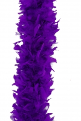 Feather Boa 800F purple