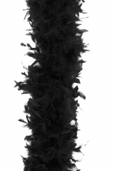 Feather Boa 800F white