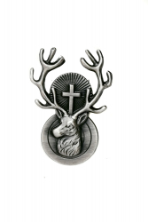 Rifleman Pin St. Hubert Hart