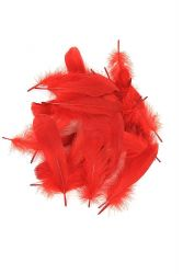 Goose Nageoires 15cm UP, red, 10g PACK