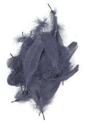 Gänseschulter 15cm UP, blaugrau, 10g PACK