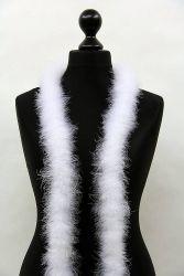 Marabuboa 2-fach weiß, 2m Stück