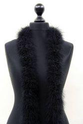Marabuboa 3-fach schwarz, 2m Stück