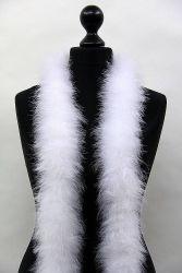 Marabuboa 6-fach weiß, 2,5m Stück