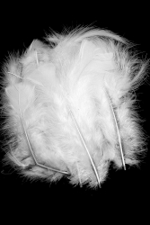 Marabou Full Down loose white, 10g PACK