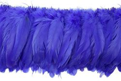 Cock Tails 15-20cm blue, Strung Rowed