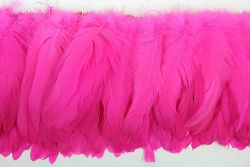 Cock Tails 15-20cm hotpink, Strung Rowed